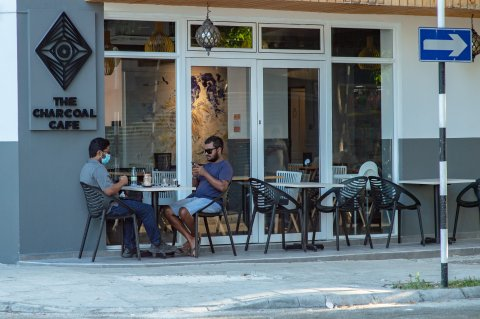 Fihaara thah reygandu 11 ah, Cafe, Restaurant 11:30 ah hulhuveyne