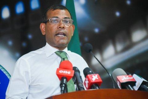 Raees Nasheed Fayyaaz ah corruptin ge thuhumathu koffi