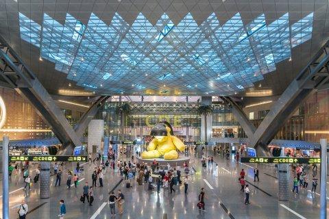 Doha airport ge faakhana thereygai dhuvas nufura vihaafai oi kujjeh fenijje!