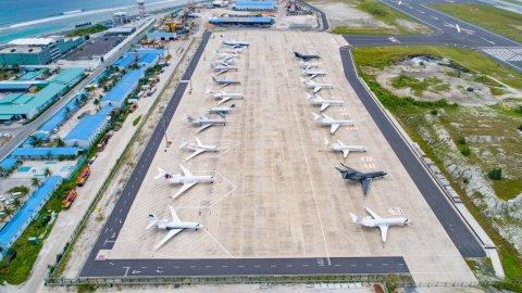 Air traffic movement  adhives 2019 ge haalathakah nudhey