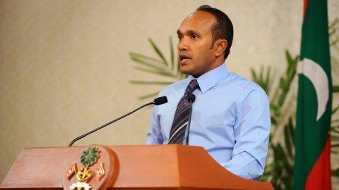 Minister Mahloof masalaagai PG thafaathu kurun gengulhey: Dr.Jameel