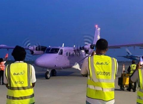Manta air ge 7 vana seaplane genesfi, Nautilas resort ah khaassa boateh