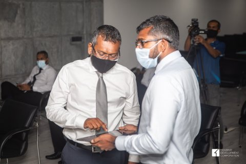 Kudhi viyafaari thakah amaazukoh gen Thilafushee gai manufacturing area eh hadhanee