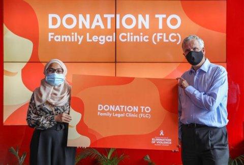 BML in family legal clinic ah 50,000 rf hadhiyaa koffi