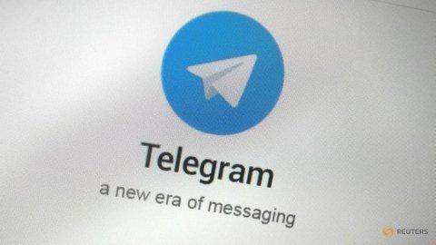 Telegram in dhey hidhumai thakah agu naga gothah ninmany