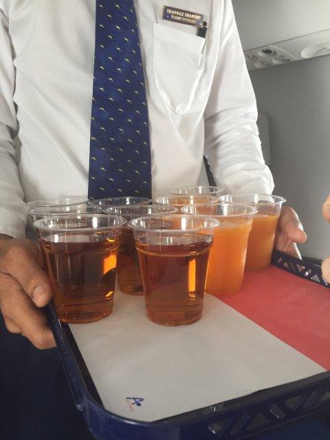 Maldivian ge passengers ah anekkaa ves juice dheyn fashanee