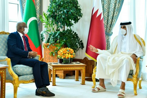 Raajje in Qatar ah non resident safeer eh ayyan kuran ninmaifi