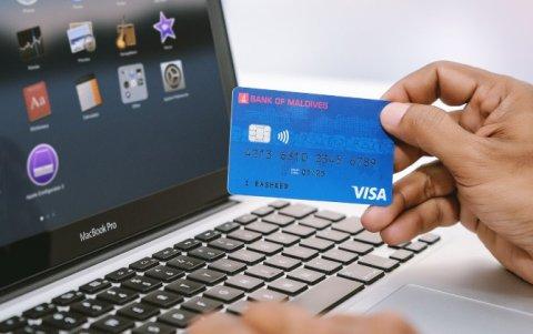 Visa card in doller ge muaamalaai nukurevey usoolah amalu kuruh faskoffi