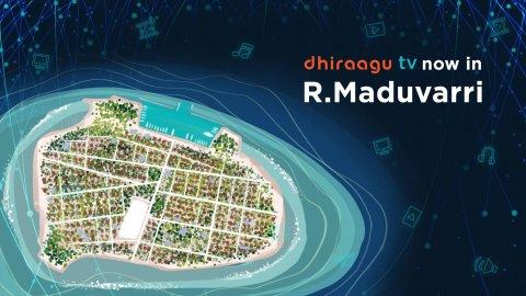 Dhiraagu TV ge hidhumai Maduvvari ah
