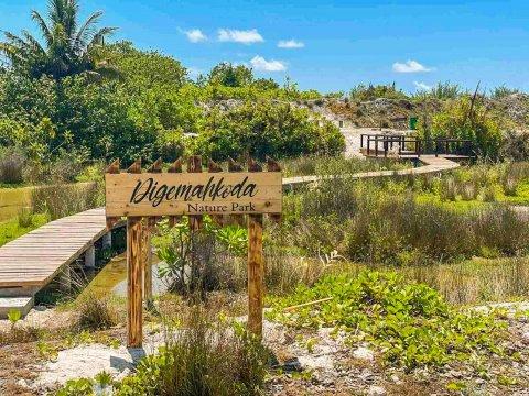 BML Community fund ge eheegai Hoandehdhoo gai nature park eh hadhaifi