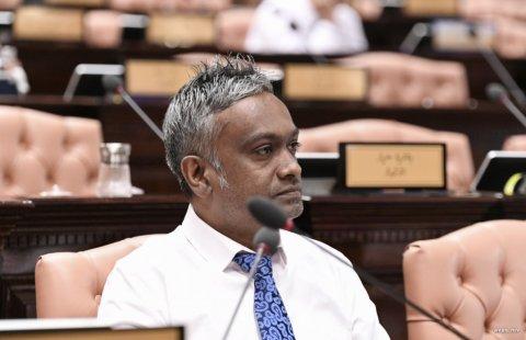 Bodu  khiyaanaathugai baiverivi meehunge list aamukuraanan: MP Muizzu