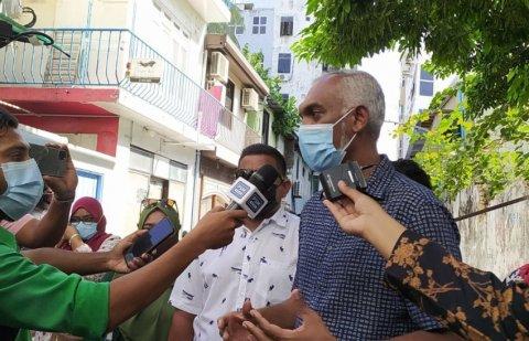 Bandhukoffaivaa maguthah hulhuvan City councilun angaifi