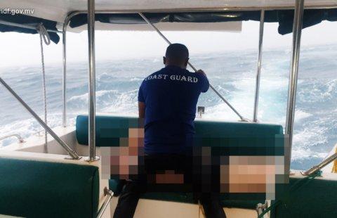 German touristaku snorkelling ah gos ulhenikoh maruvefai ovvaa fenijje