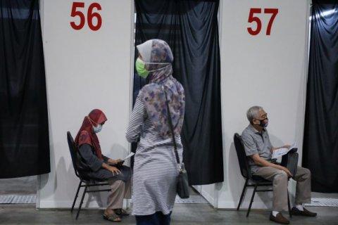 Malaysia ge covid haalathu goahun goahah!