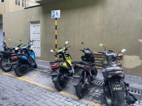 Khaassa eheeah beynunvaa meehunge parking zone gai park kurumakee dherakameh: Mayor