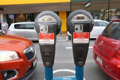 Male ah meter parking system gaaimu kuranee