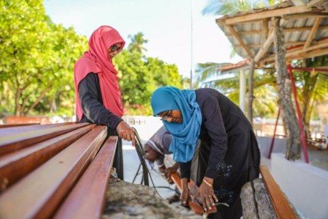 BML ge community fund ge 3 vana fiyavassah kurimathilaan hulhuvaalaifi