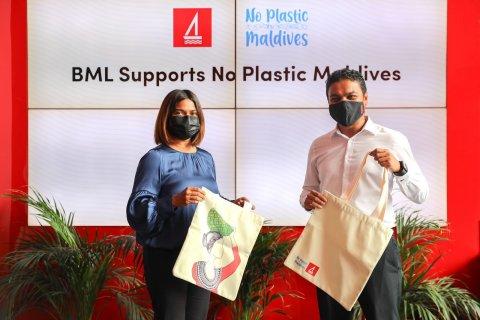 BML in Plastic madukurumah khaasa campaign eh rahrashugai kuriah gen dhanee